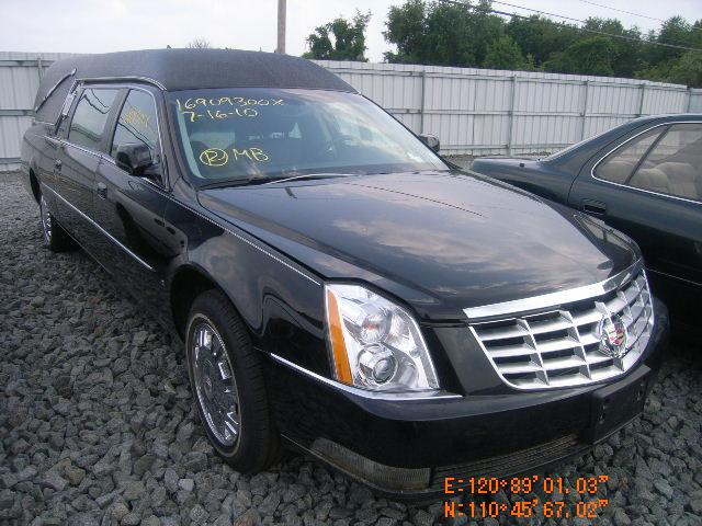 2009 Cadillac Hearse by Sayers & Scovill