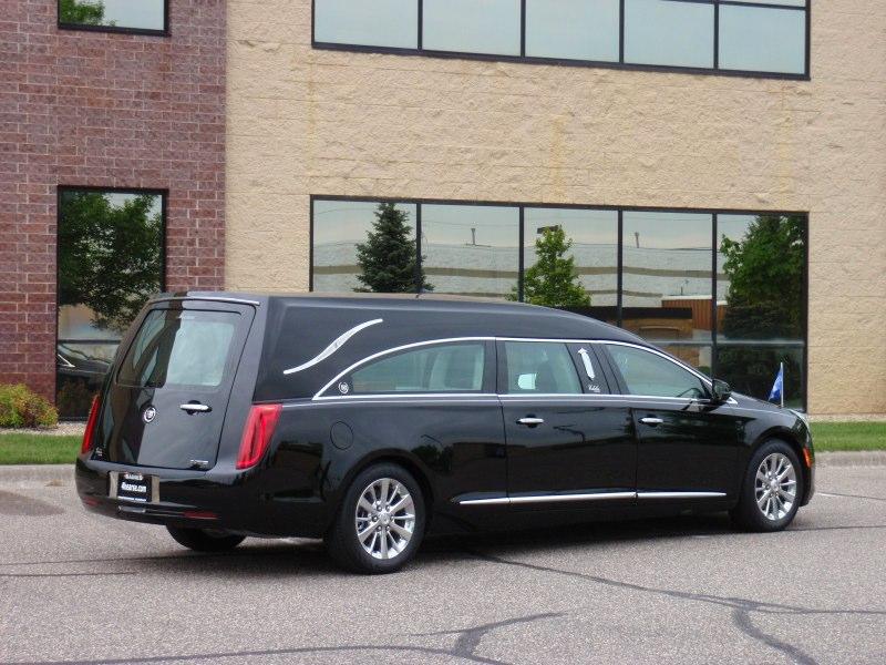 2014 Cadillac XTS Echelon Hearse by